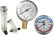 Manometre & flowmetre